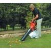 Воздуходувки (садовые пылесосы)